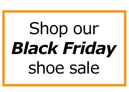 Shop our Black Friday Shoe Sale