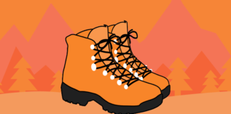 Guide to hiking boots feature image
