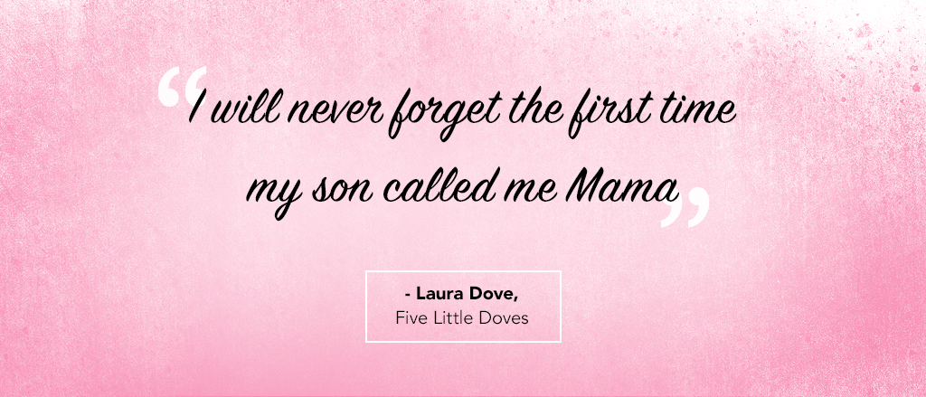 One of the most unforgettable experiences for many parents is those magical first words!