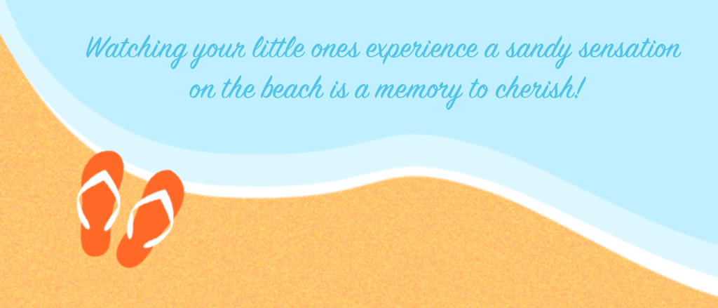 Whether you take the plunge and fly abroad with your little one or stick to a staycation, a first trip to the beach will be one to remember.