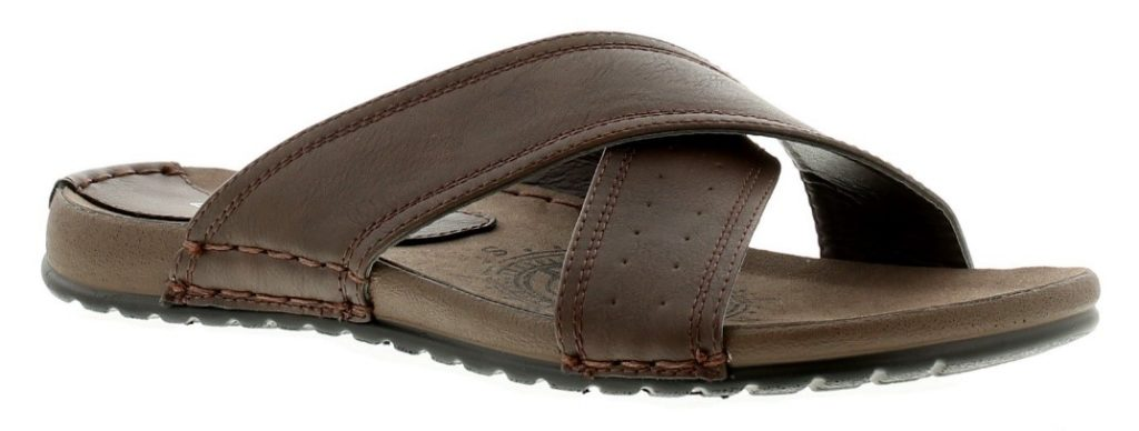 Some simple sandals or flip-flops should always be welcome in your collection - whether the sun is shining, or not!
