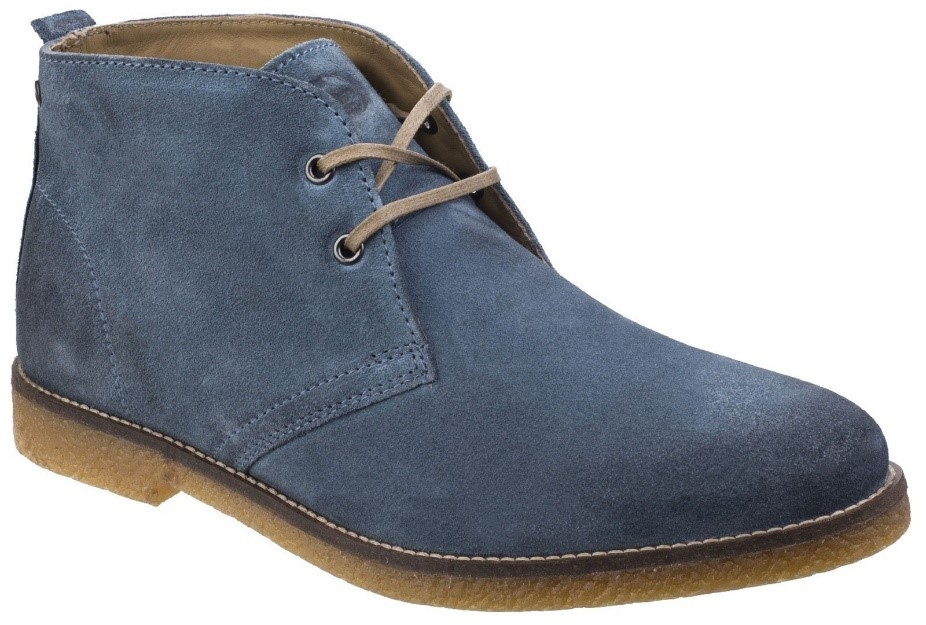 The desert boot may have originated in Northern Africa, but this smart-casual shoe style is now a global favourite.