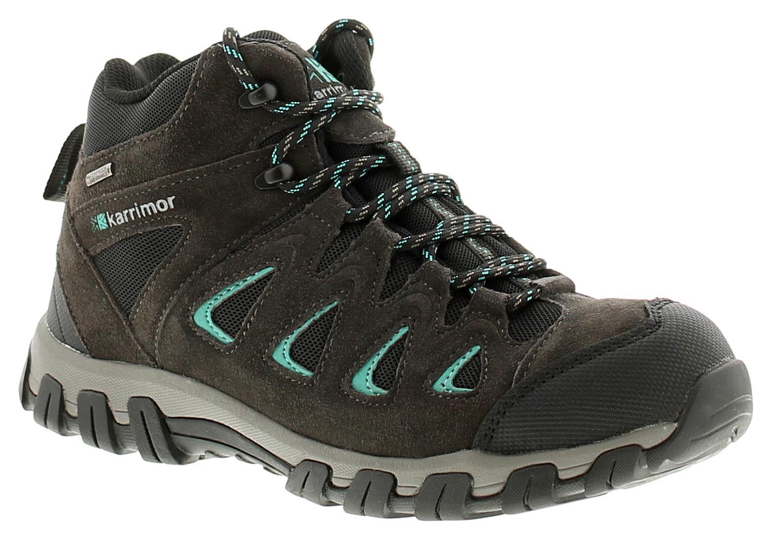Ladies Womens Walking Boots Hinkin Trek
